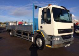 Photography of 2011 61 DAF LF55.220 BEAVERTAIL EURO 5