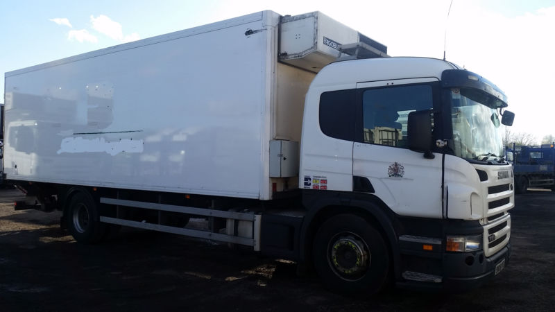 2006 06 SCANIA P230 4X2 SLEEPER