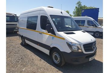 2015 15 MERCEDES BENZ 313CDi SPRINTER WELFARE VAN