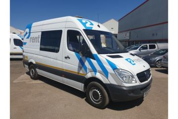 2013 63 MERCEDES BENZ 313CDi SPRINTER WELFARE VAN