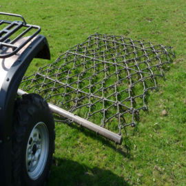 "6"" HEAVY DUTY DRAG HARROW"