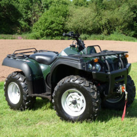 BRAND NEW UNREGISTERED FARR 400 ATV 4X4